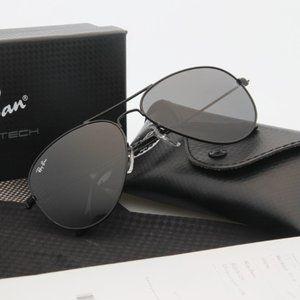 RayBan 3025 RB Unisex Sunglasses